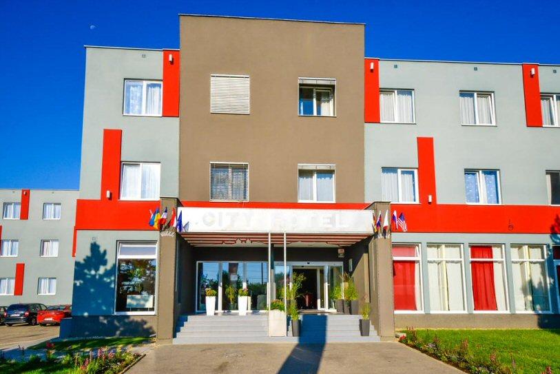 Hotelu City Brno 3
