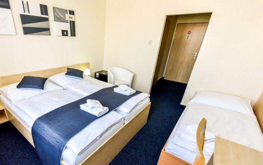 Hotelu City Brno 6