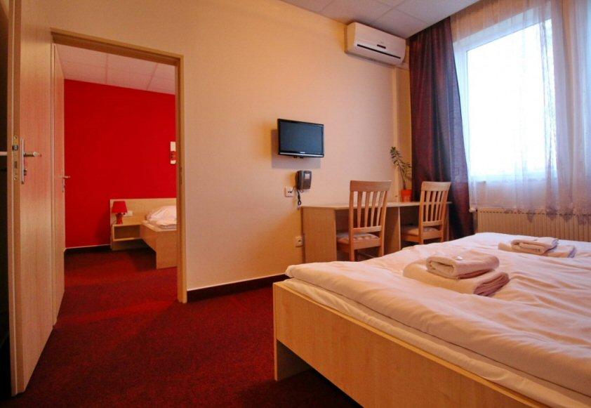Hotelu City Brno 9