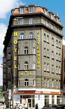Hotelu City Centre Praha 3