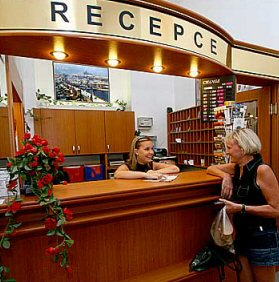 Hotelu City Centre Praha 4