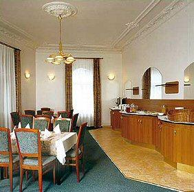 Hotelu City Centre Praha 5