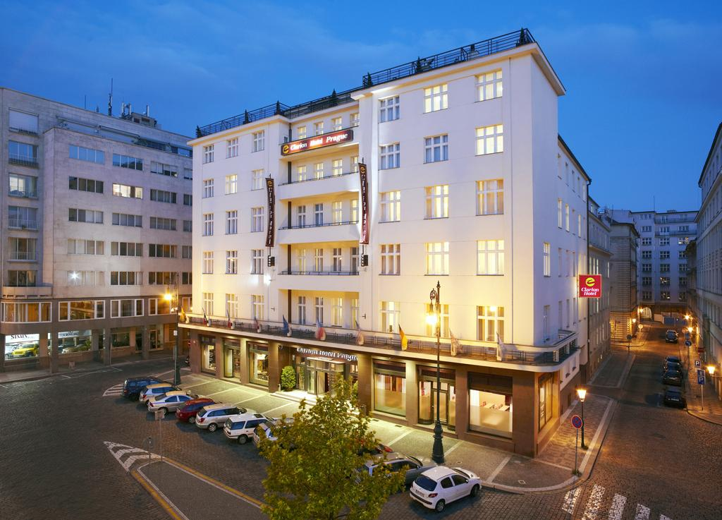 Hotel Clarion Old Town Praha