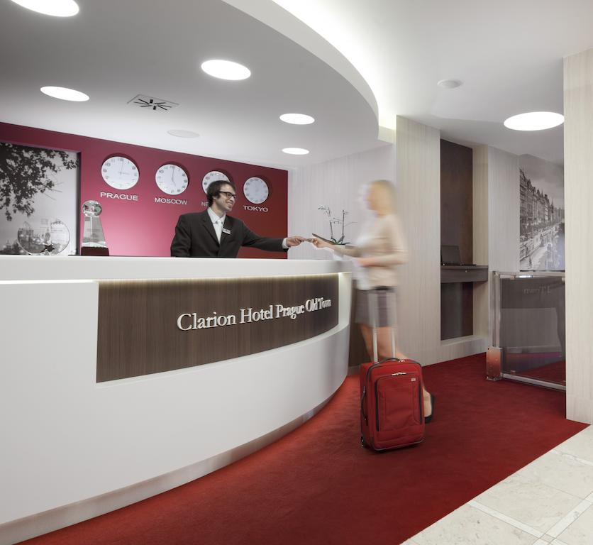 Hotelu Clarion Old Town Praha 4