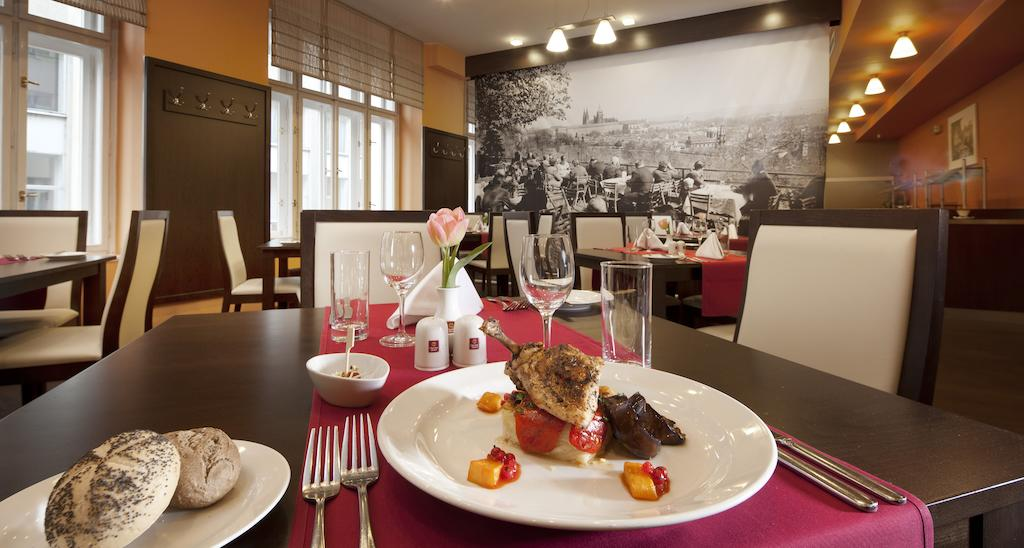 Hotelu Clarion Old Town Praha 5