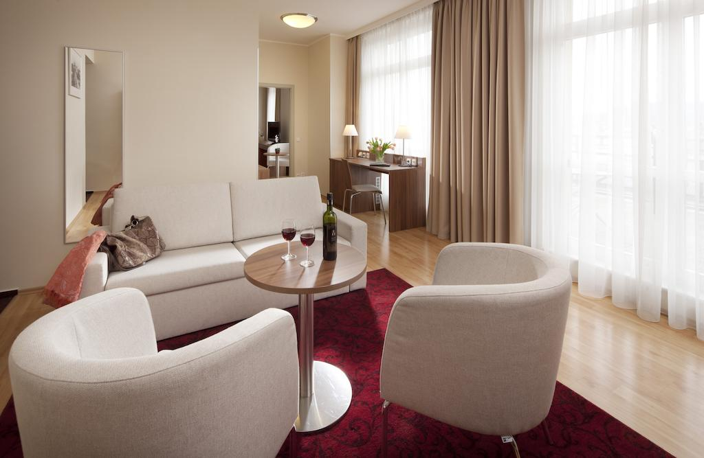Hotelu Clarion Old Town Praha 6