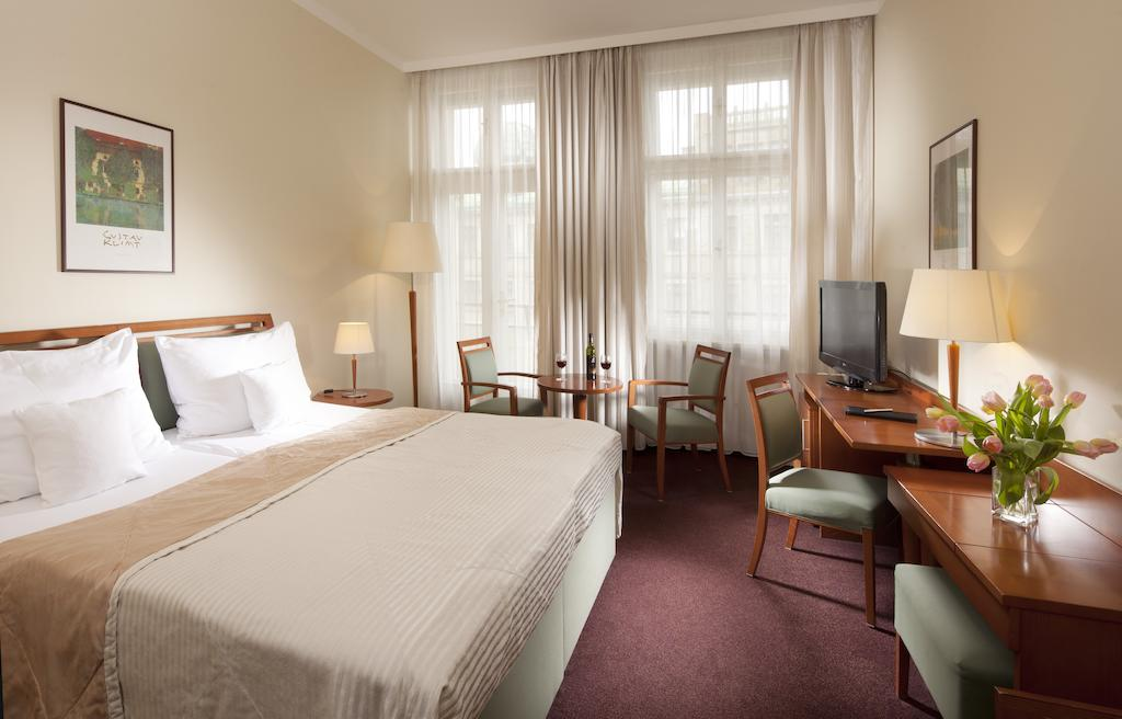 Hotelu Clarion Old Town Praha 8