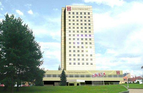 Hotelu Clarion Congress České Budějovice 6