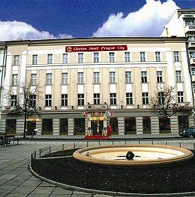 Hotelu Clarion City Praha 2