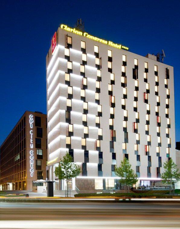 HOTEL CLARION OLOMOUC