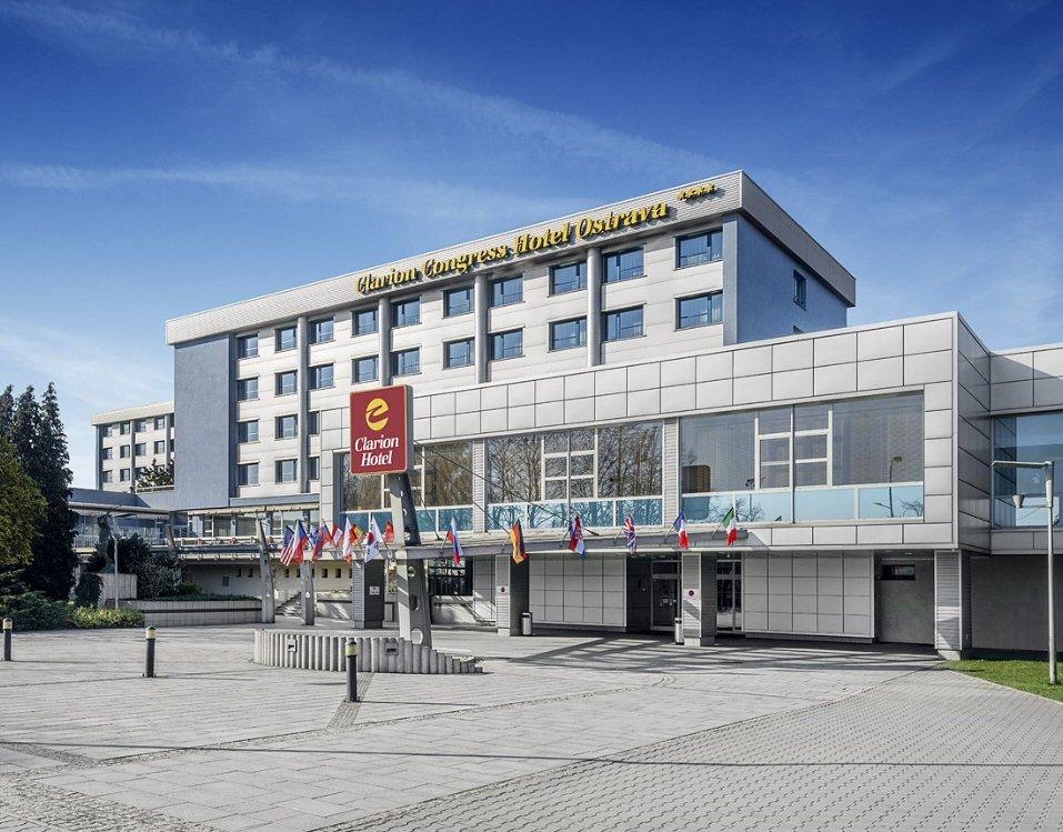Hotelu Clarion Congress Ostrava 1
