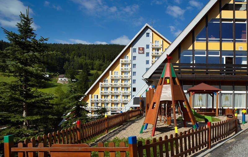 Hotelu Clarion Špindlerův Mlýn 11