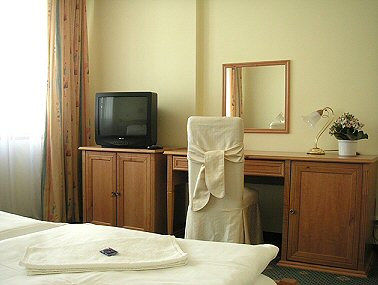 Hotelu Claris Praha 3