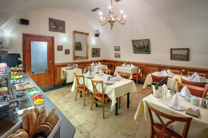 Hotelu Clementin Praha 10