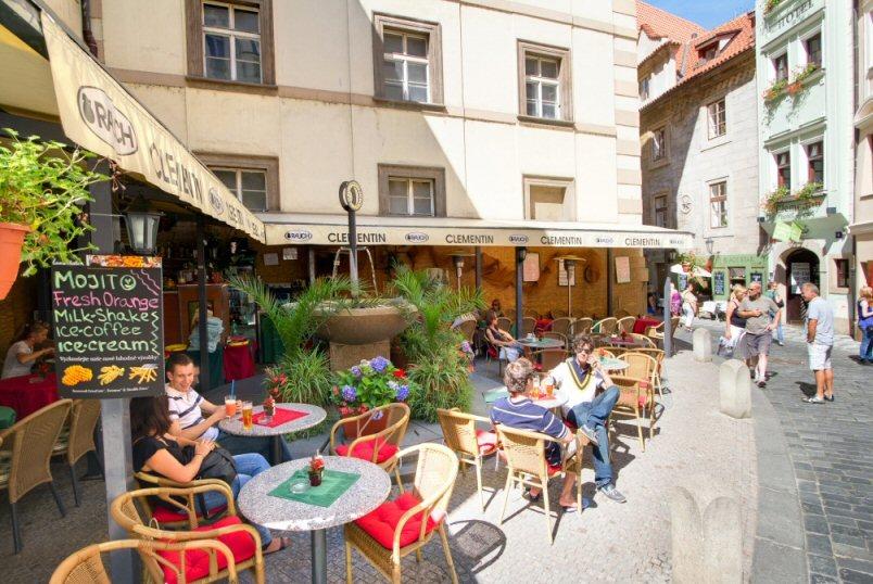 Hotelu Clementin Praha 12