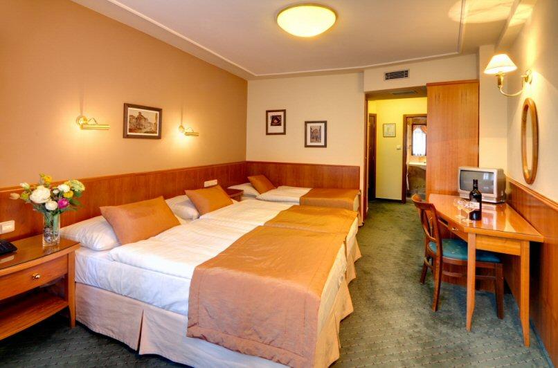 Hotelu Clementin Praha 2