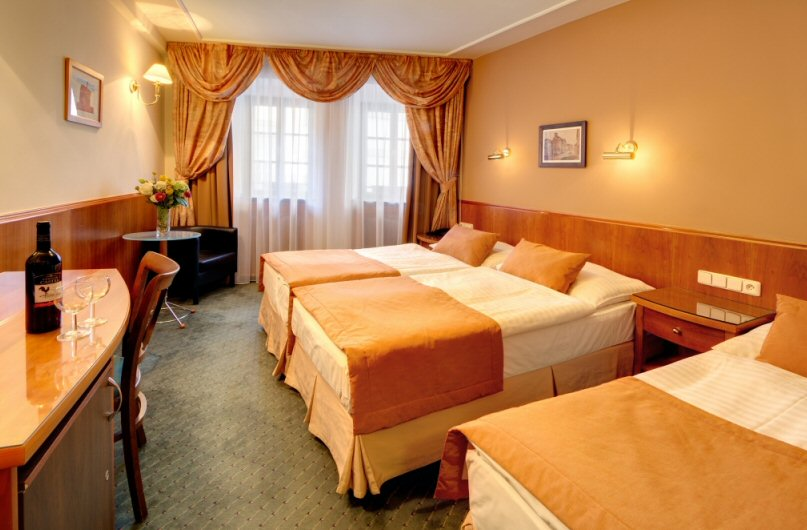 Hotelu Clementin Praha 3