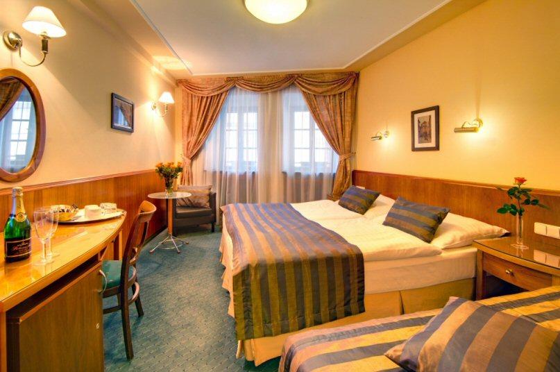Hotelu Clementin Praha 4