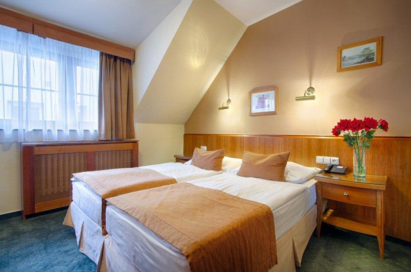 Hotelu Clementin Praha 5