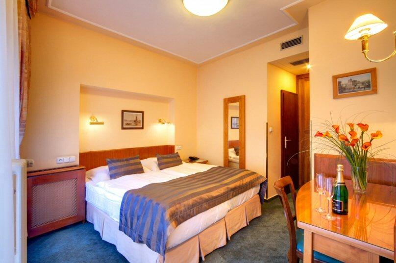 Hotelu Clementin Praha 7