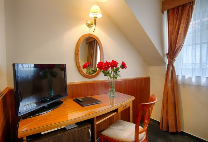 Hotelu Clementin Praha 8