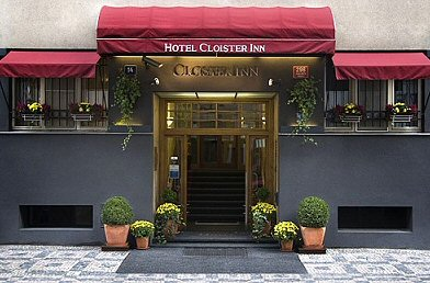 Hotelu Cloister Inn Praha 3