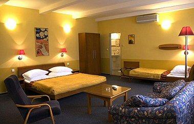 Hotelu Cloister Inn Praha 4