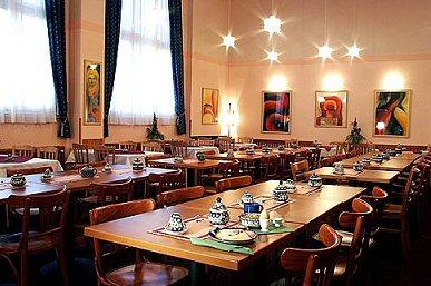Hotelu Cloister Inn Praha 6
