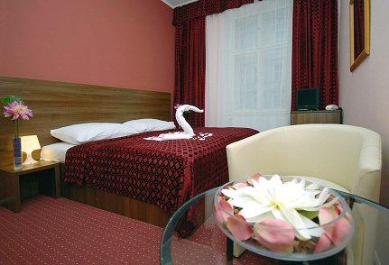 Hotelu Colloseum Praha 3