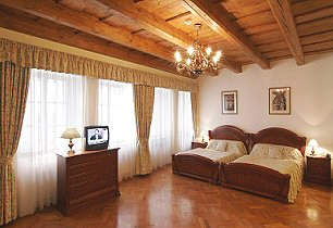 Hotelu Constans Praha 2