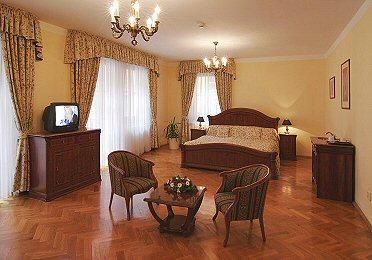Hotelu Constans Praha 3