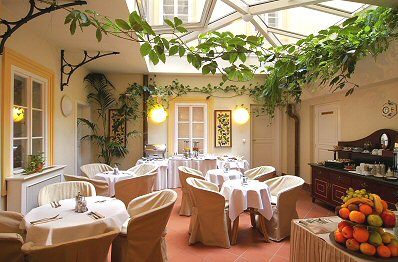 Hotelu Constans Praha 4