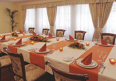 Hotelu Constans Praha 6
