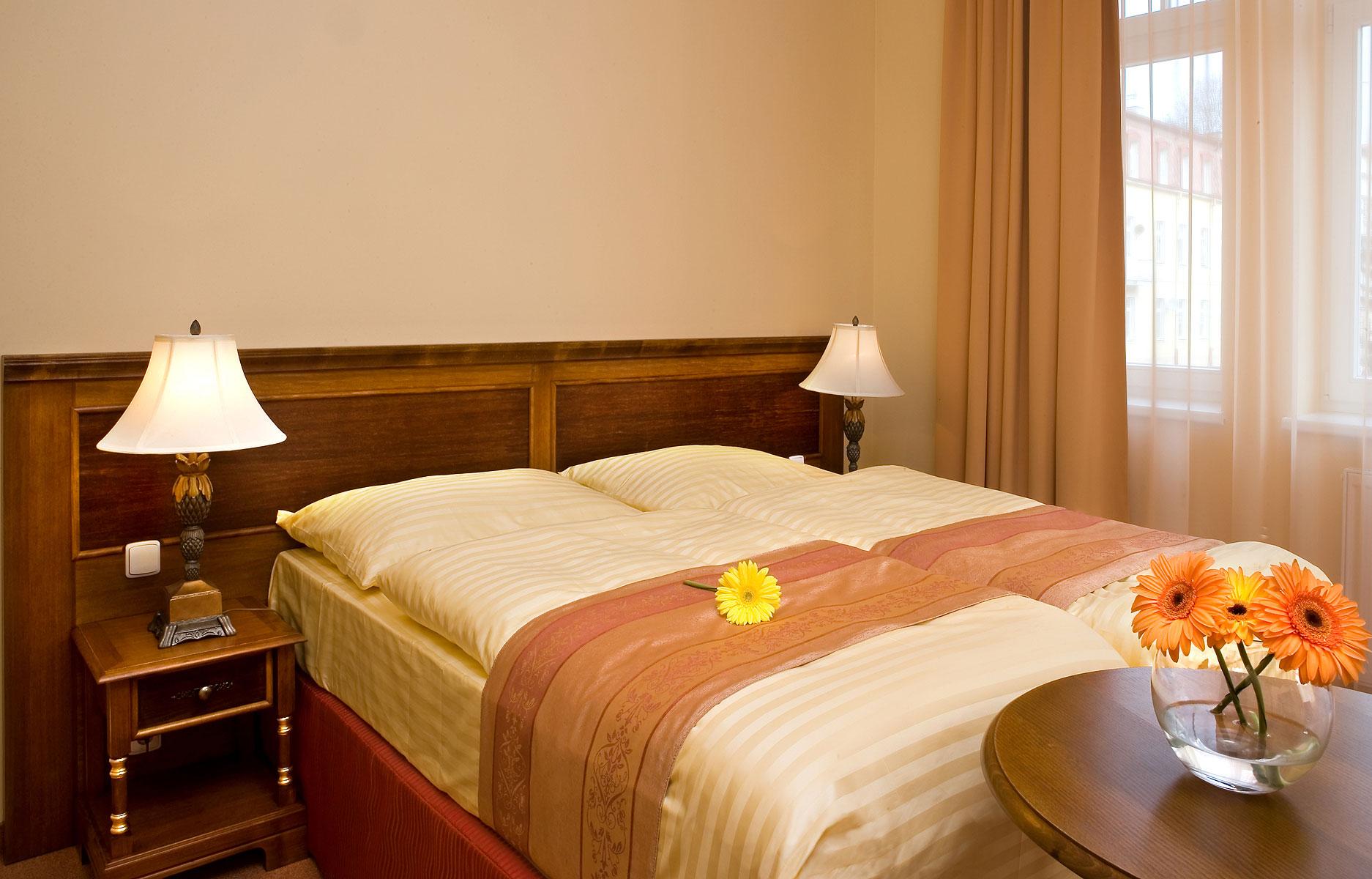 Hotelu Continental Mariánské Lázně 1