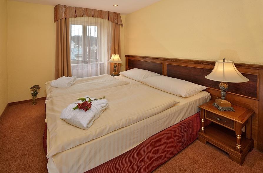 Hotelu Continental Mariánské Lázně 2