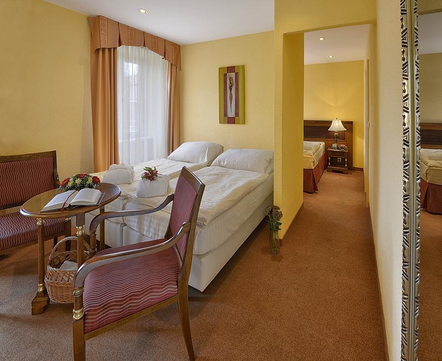 Hotelu Continental Mariánské Lázně 7