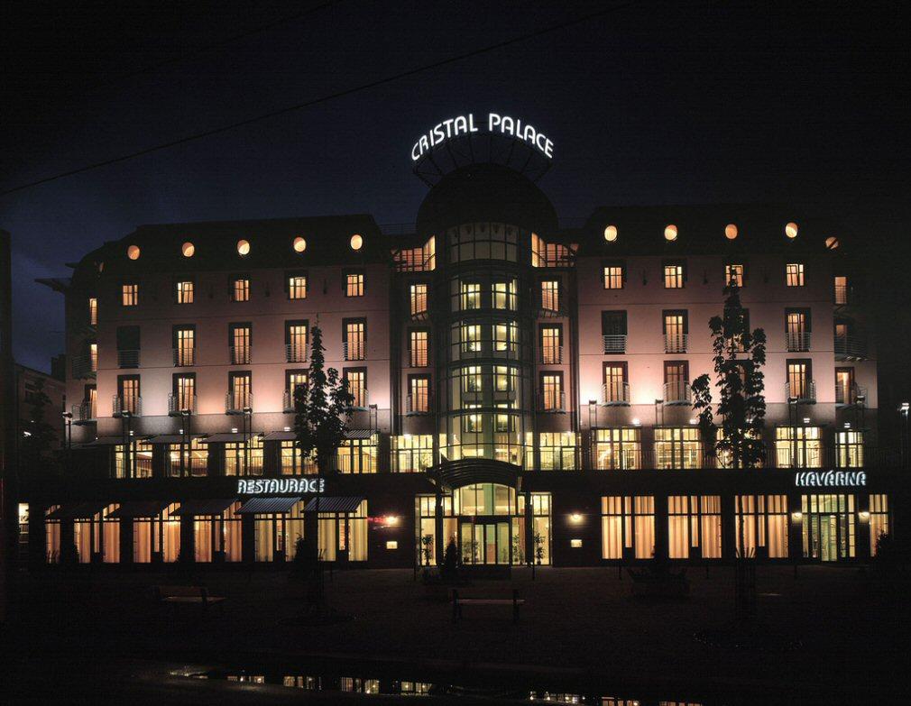 Hotelu Cristal Palace Mariánské Lázně 12
