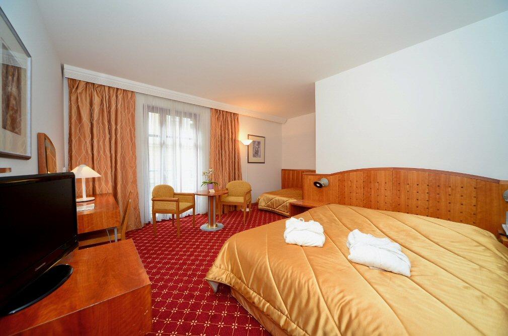 Hotelu Cristal Palace Mariánské Lázně 2