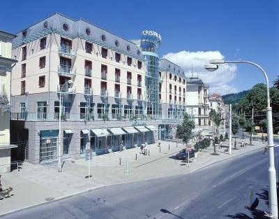 Hotel Cristal Palace fotografie 3