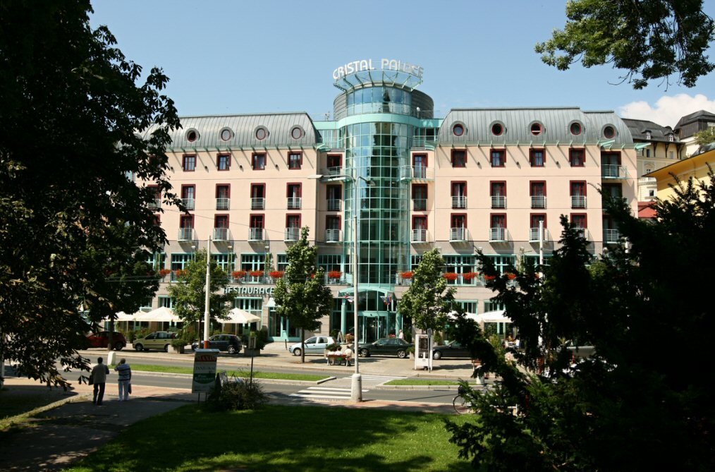 Hotelu Cristal Palace Mariánské Lázně 3