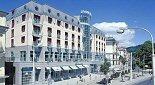 HotelCristal Palace Mariánské Lázně