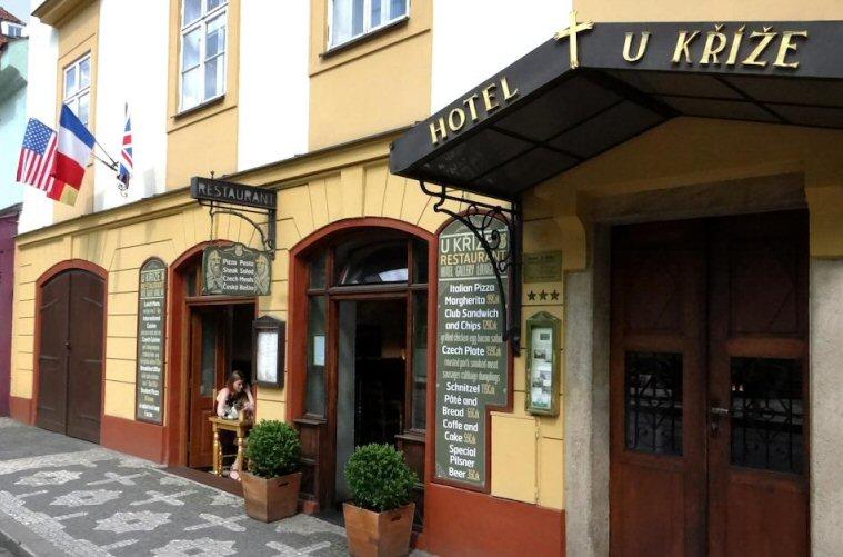 Hotel U Kříže fotografie 8