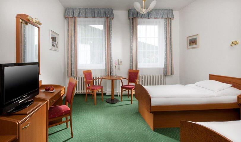 HotelKomplex Curie Jáchymov