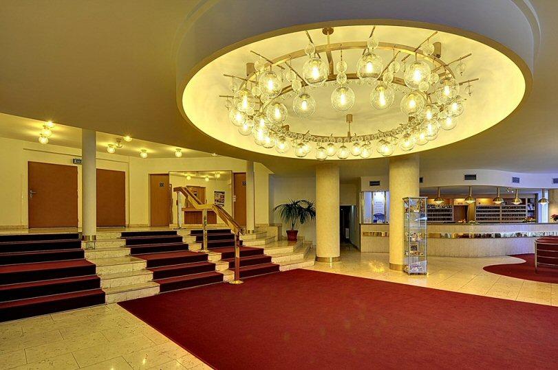 Hotelu Komplex Curie Jáchymov 10
