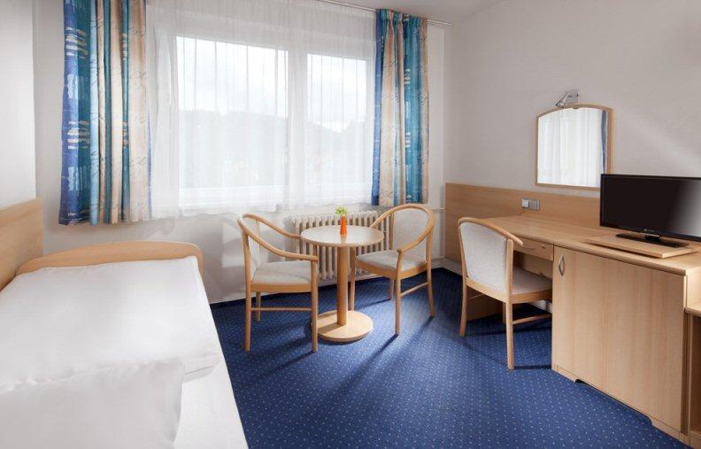 Hotelu Komplex Curie Jáchymov 6