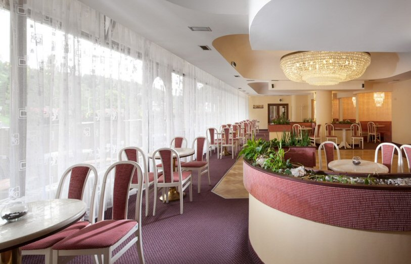 Hotelu Komplex Curie Jáchymov 9