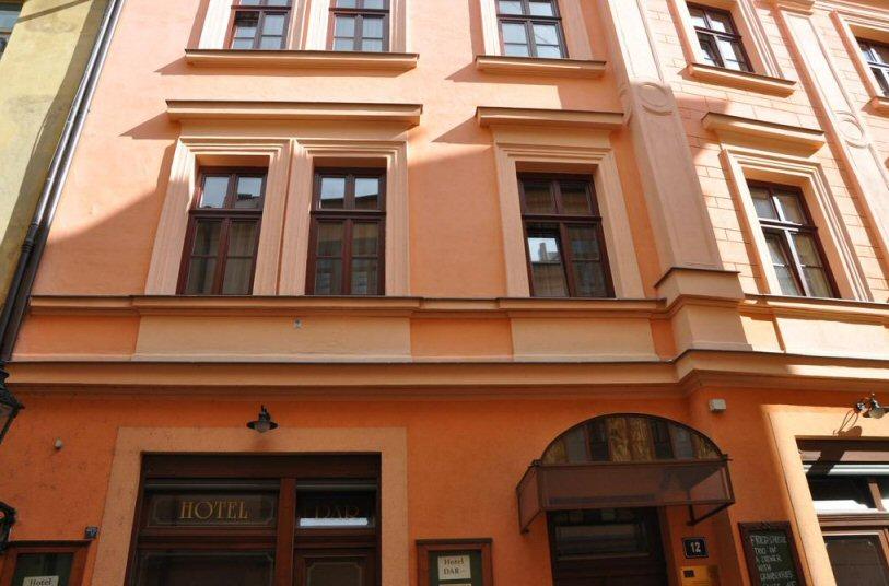 Hotelu Dar Praha 7