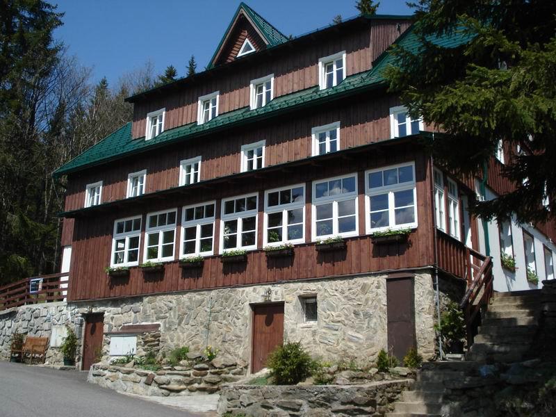 Hotel Děvín fotografie 3