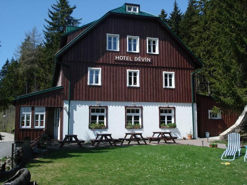 Hotel Děvín fotografie 4