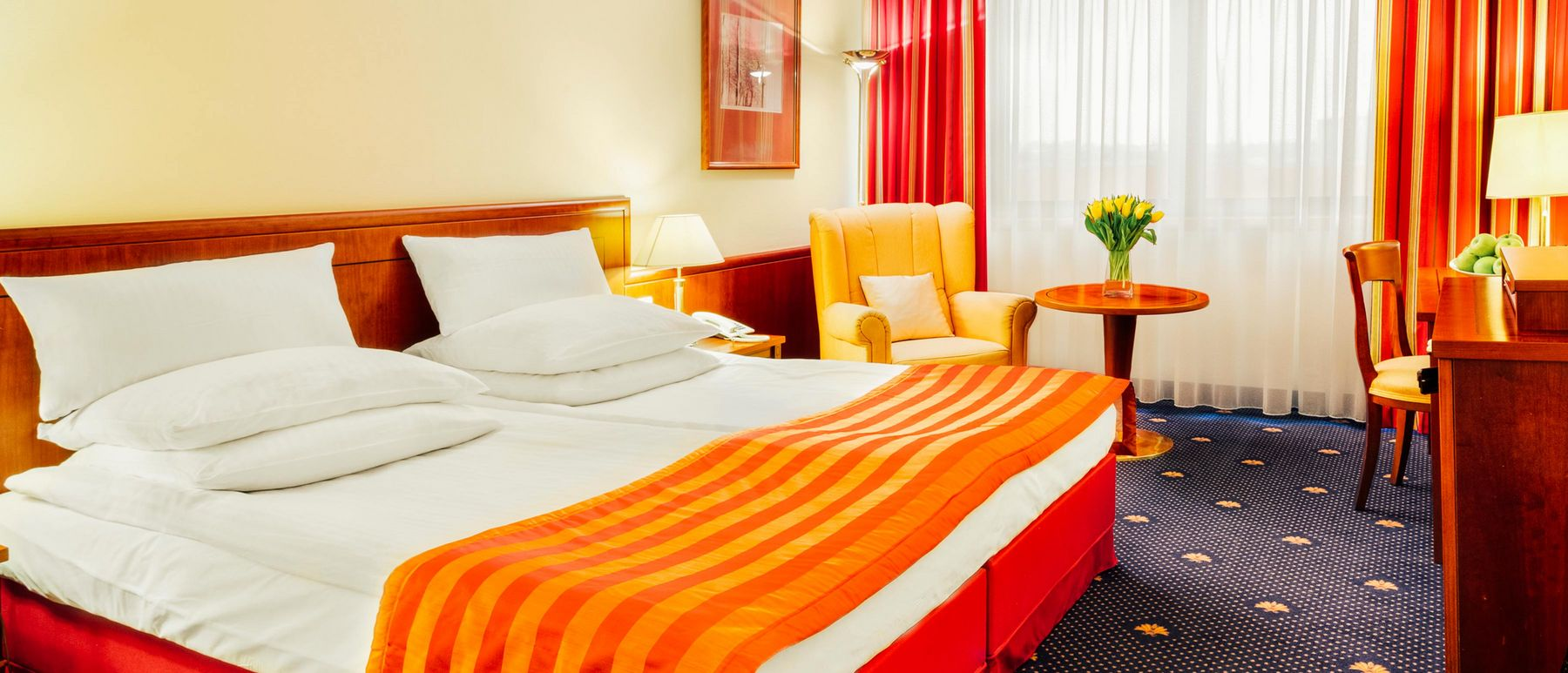 Hotel Vienna House Diplomat fotografie 2